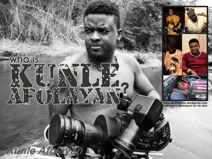 Nigerian Film Director - Kunle Afolayan
