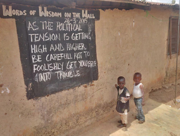 Word-of-wisdom-written-with-chalk-outskirt-of-Nyanya-NigeriaDecides